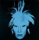 Andy Warhol: Self Portrait